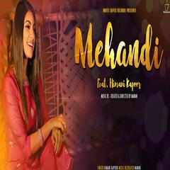 Mehandi album art