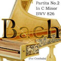 Bach Partita No.2 In C Minor, BWV 826 album art
