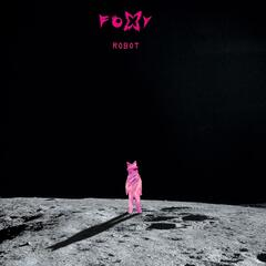 Robot album art