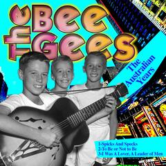 The Bee Gees album art