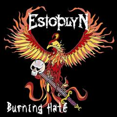 Burning Hate album art