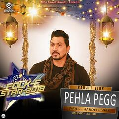 Pehla Pegg album art