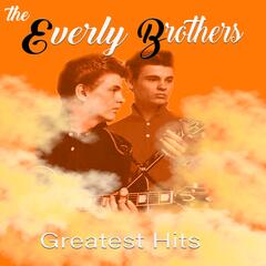 Greatest Hits, The Everly Brothers album art