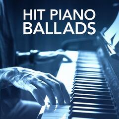 Hit Piano Ballads album art