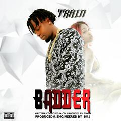 Badder album art