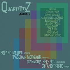 QuartettoZ, Vol. 2 album art