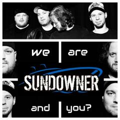 We Are Sundowner album art