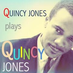 Quincy Jones plays Quincy Jones album art