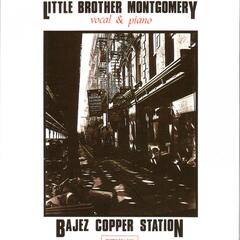 Bajez Copper Station album art