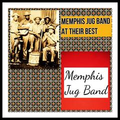 Memphis Jug Band at Their Best album art