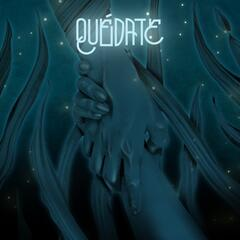 Quédate album art