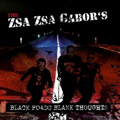 Black Roads Blank Thoughts album art