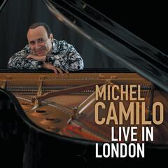 Live in London album art