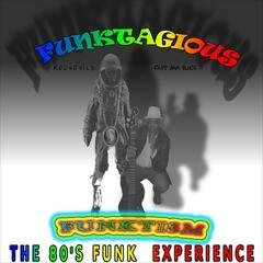 Funktism (The 80's Funk Experience) album art