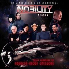Nobility (Original Television Soundtrack) album art