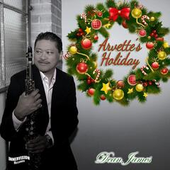 Arvette's Holiday album art