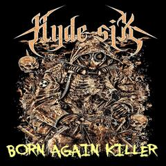 Born Again Killer album art