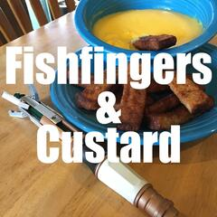Fishfingers & Custard (feat. Lavonne McRoberts) album art