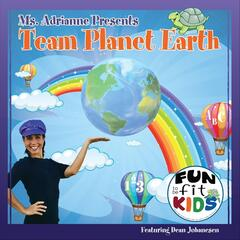 Team Planet Earth album art