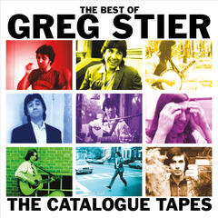 The Best of Greg Stier: The Catalogue Tapes album art