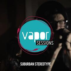Vapor Sessions album art