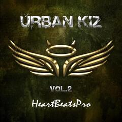Urban Kiz, Vol. 2 album art