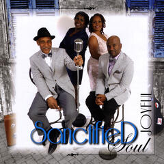 Sanctified Soul album art