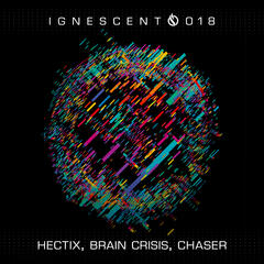 Ignescent 018 album art
