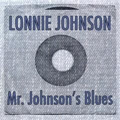 Mr. Johnson's Blues album art