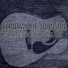 Statesboro Blues album art