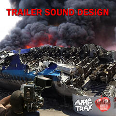 Trailer Sound Design album art