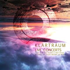 Klartraum Live Concerts - Solid Club Dub Techno & Deep House Recorded On Stages Around the World album art
