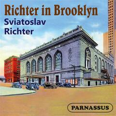 Richter in Brooklyn album art