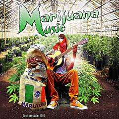 Marijuana Music album art