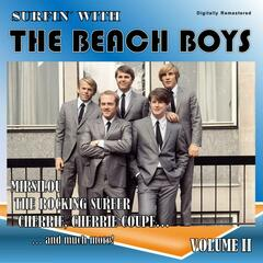 Surfin' with the Beach Boys, Vol. 2 album art