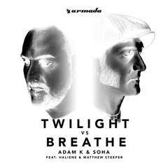 Twilight vs Breathe (feat. HALIENE & Matthew Steeper) album art