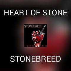HEART OF STONE album art