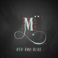 Red and Blue album art
