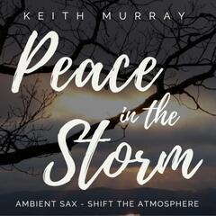 Peace in the Storm - Ambient Sax album art