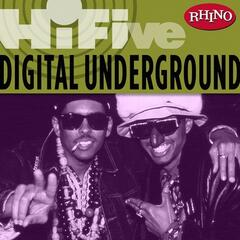 Rhino Hi-Five: Digital Underground album art