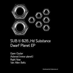 Dwarf Planet EP album art
