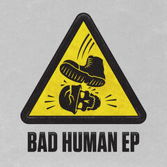 Bad Human album art
