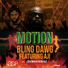 Motion (Feat Aji) [Remastered] - Single album art