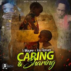 Caring and Sharing (feat. Ico Flamez) - Single album art