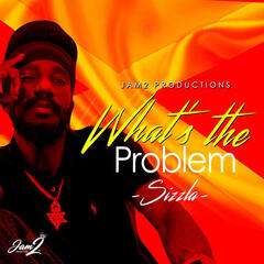 What's the Problem - Single album art