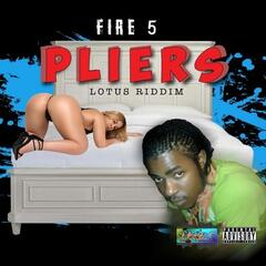 Pliers album art