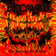 The Burning Of Heaven album art