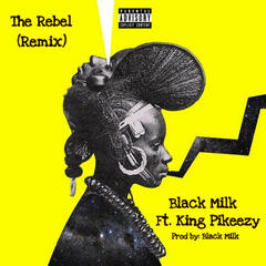Black Milk album art