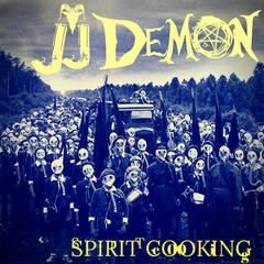 Spirit Cooking album art