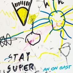 Stay Super album art